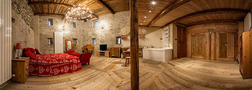 Fabuleux Restauro e riadattamento a funzione abitativa di casa rurale a  DU68